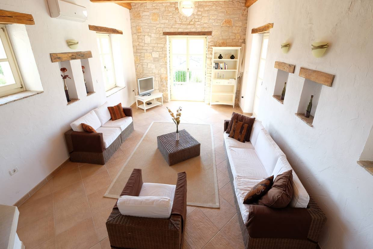Luxury stone villa for sale Motovun