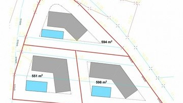 Building plot for sale Tar - Vabriga Poreč
