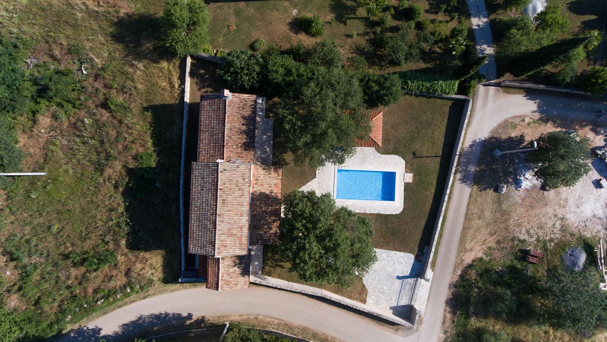 Stone villa for sale Poreč
