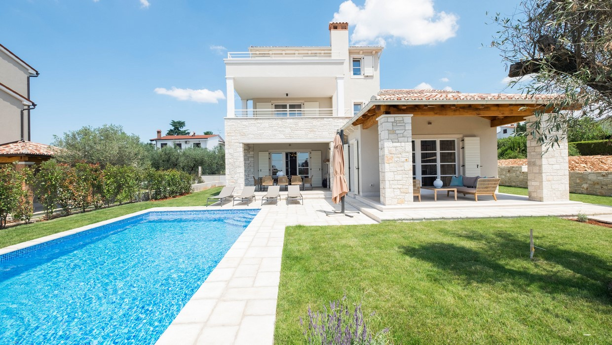 Unique villa for sale Poreč