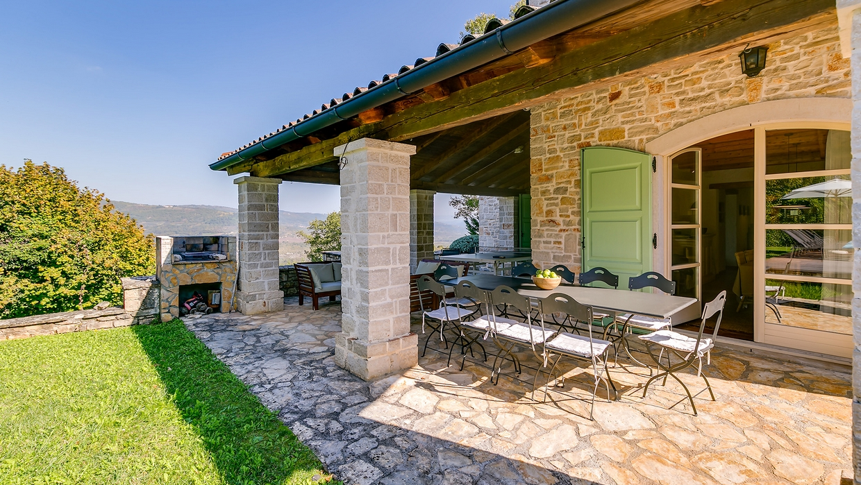 Villa for sale Motovun
