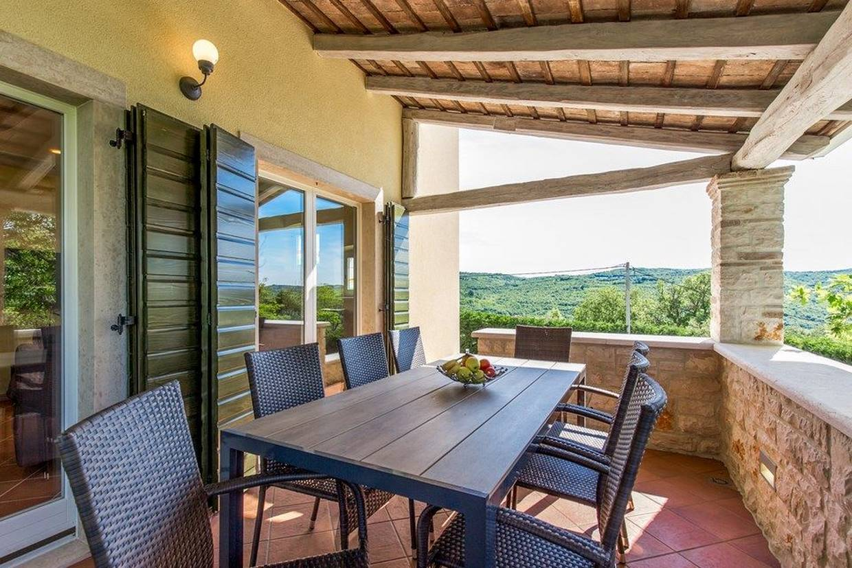 Luxury Villa for sale Motovun