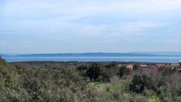 Jednosobni apartman s pogledom na more Ližnjan