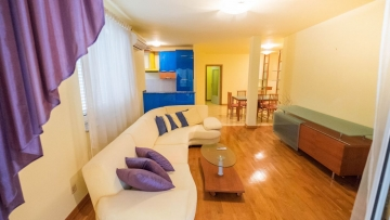 A beautiful two-bedroom apartment in Poreč 300 m from the sea and the beach