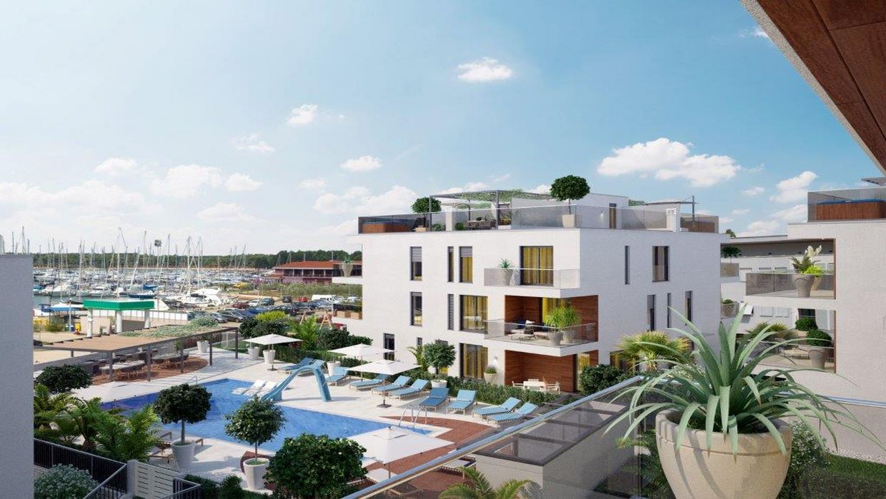 Two bedroom apartment for sale Novigrad
