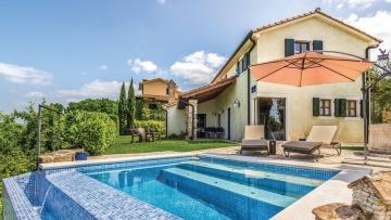 Renovirana kamena kuća na prodaju Motovun