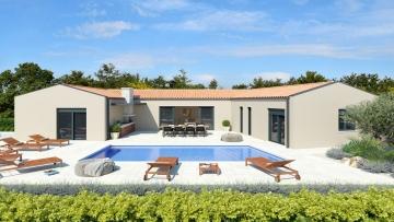 House with pool for sale Tinjan Sveti Lovreč