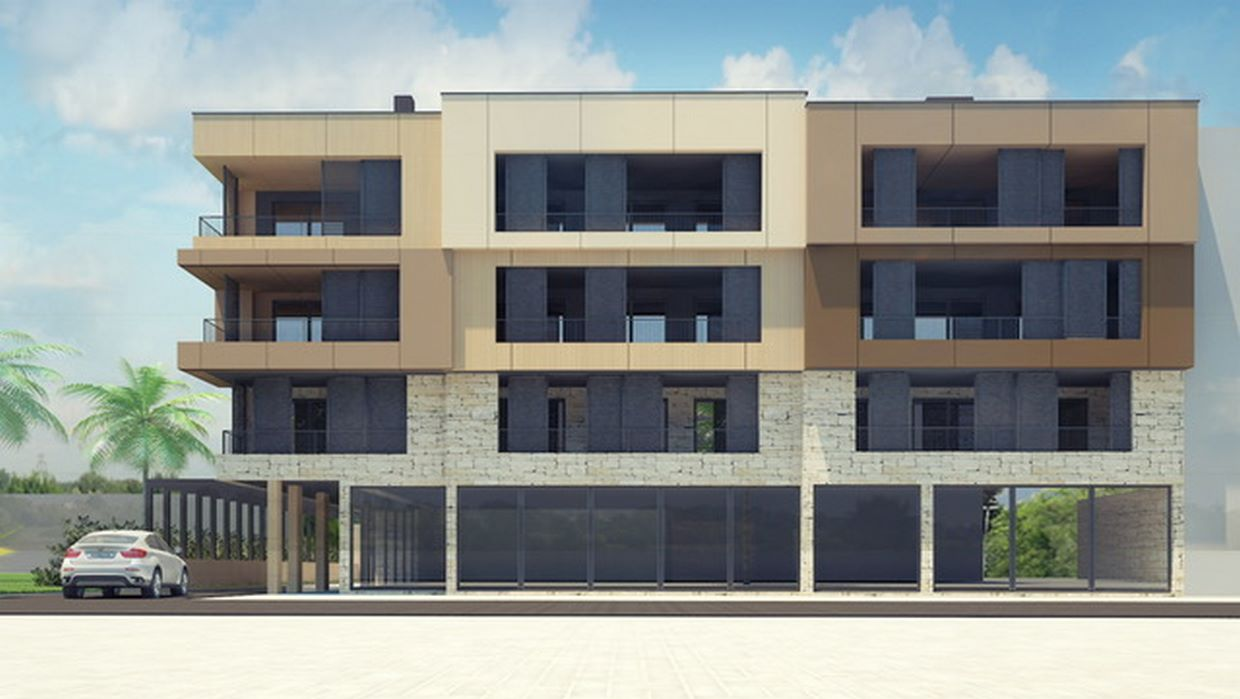 Luxurious two-bedroom apartment in the centre of Poreč