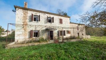 Kamena kuća na prodaju Tinjan Pazin
