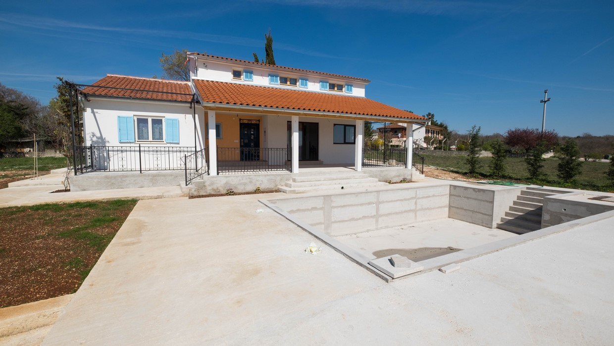 House with pool for sale Kanfanar