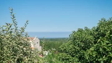 Building plot for sale near Poreč