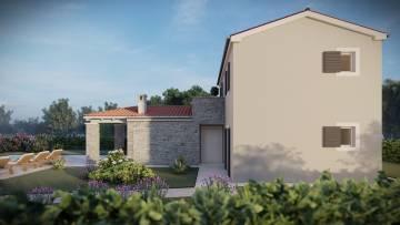 House with pool for sale Tinjan Poreč