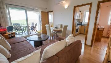 Two bedroom apartment with sea view near Poreč