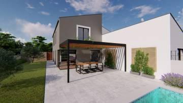 Modern villa for sale in the wider centre of Poreč