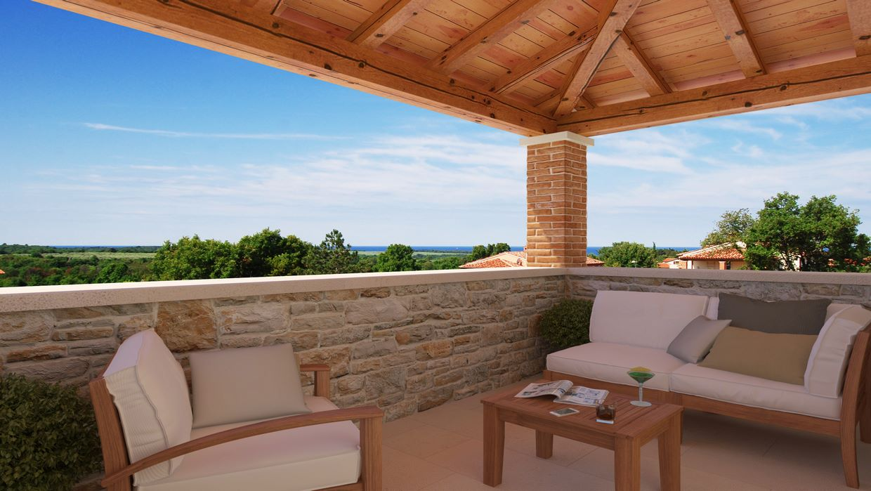 Villa for sale Tar-Vabriga Poreč