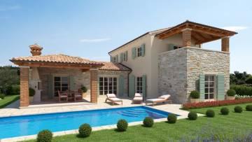 Luxurious villa near Poreč