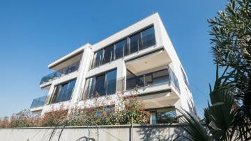 Luxurious two-bedroom apartment in Porec
