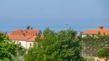 Two bedroom apartment with sea view Porec