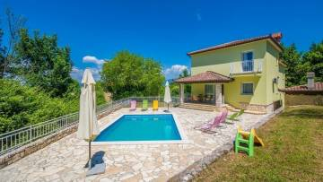 House with pool for sale Labin