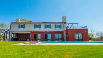 Luxury villa for sale Vižinada Poreč
