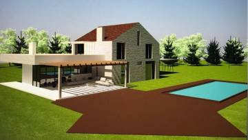 Land with planning permission Barban