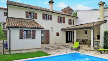 House with pool for sale Cerovlje Pazin